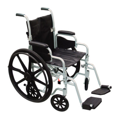 Poly Fly Light Weight Transport Chair