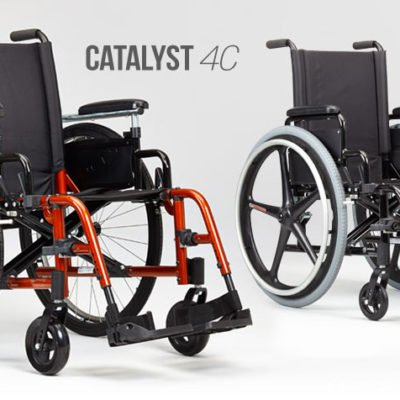 Ki Mobility Catalyst 4 and 4c