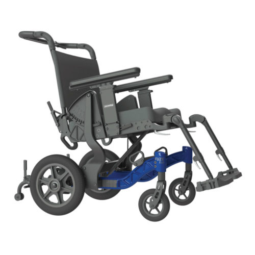Fuze T50 Tilt Wheelchair + Cushion Package