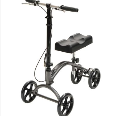 Steerable Aluminium Knee Walker