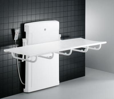 Pressalit Care Nursing Bench 1000